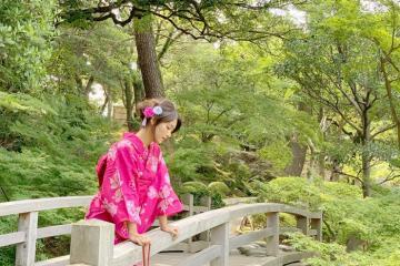 Theo chân Khả Ngân du lịch Nhật Bản với nhiều trải nghiệm thú vị