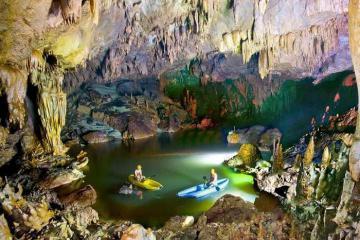 Những điểm du lịch nổi tiếng không thể bỏ qua khi khám phá Quảng Bình
