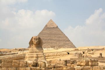Top 10 điều thú vị về Kim Tự Tháp ở Ai Cập