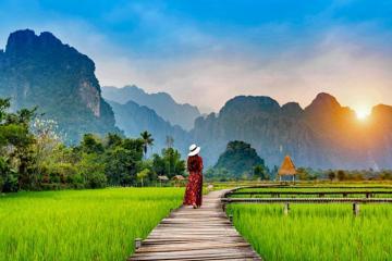 Nên du lịch Lào mùa nào là đẹp nhất?