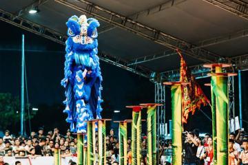 Lịch múa lân ngày 12/9/2019 ở Đà Nẵng