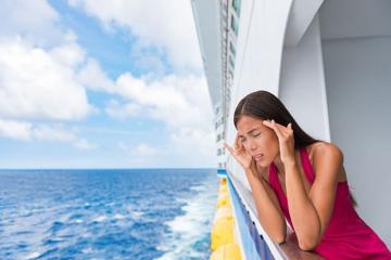 Mẹo chữa say sóng khi du lịch biển