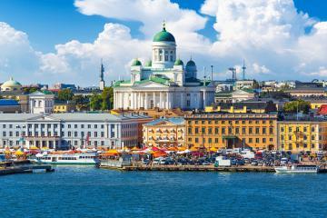Phần Lan - Thiên đường du lịch Bắc Âu