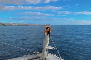 Miss Earth Phương Khánh du lịch khắp Á - Âu
