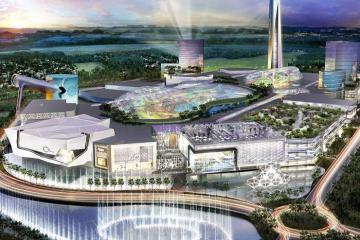 Sắp khai trương trung tâm thương mại lớn nhất nước Mỹ
