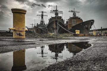Hình ảnh đáng kinh ngạc về những nơi bị thế giới lãng quên