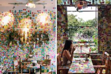The Note Việt Nam lọt top quán cà phê được check-in nhiều nhất trên Instagram