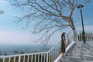 Chinh phục Núi Bà Đen - nóc nhà Đông Nam Bộ ở Tây Ninh
