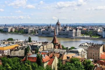 Khám phá Budapest, Hungary - thăm những cây cầu và lâu đài tráng lệ