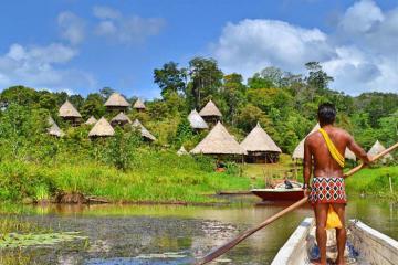 Tận hưởng thiên nhiên hoang dã trong hành trình đến với Panama