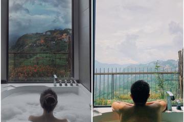 4 địa điểm lưu trú có view bồn tắm ngắm trọn cảnh lúa chín ở Sapa 'chill phết'