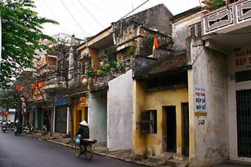 Lạc bước trong khu phố cổ thành Nam