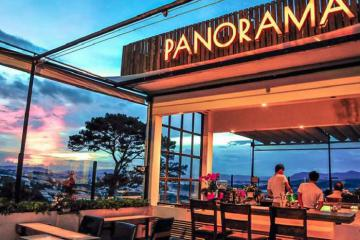 Panorama – Quán cà phê Đà Lạt đẹp lịm tim cả ngày lẫn đêm