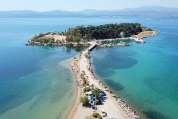 Đảo Evia và mùa thu Địa Trung Hải