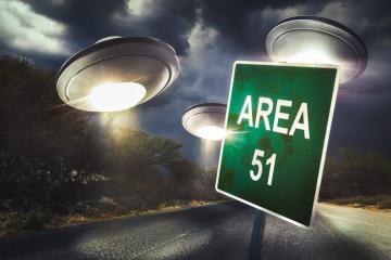 Vùng 51 và sự thật về lãnh địa bí ẩn nhất nước Mỹ