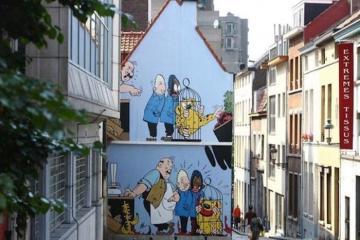 Bruxelles: Thủ đô hóm hỉnh