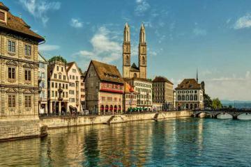 Montreux, thành phố cổ tích của du lịch Thụy Sĩ
