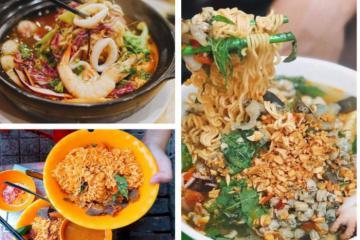Món ăn hấp dẫn ở Sài Gòn ngày mưa và địa chỉ thưởng thức