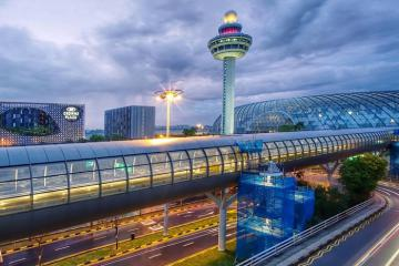 11 trải nghiệm độc đáo chỉ có tại sân bay Changi, Singapore