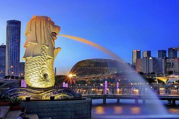 9 tác phẩm nghệ thuật sắp đặt và điêu khắc ấn tượng của Singapore