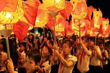 Tìm hiểu văn hóa Tết Trung thu ở các nước châu Á