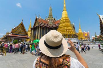 Thái Lan gia hạn kế hoạch áp thuế du lịch đối với du khách nước ngoài