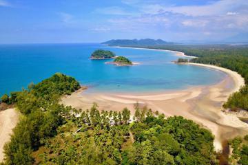Khám phá những hòn đảo xinh đẹp ít du khách ở Thái Lan