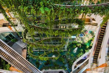 Khám phá trung tâm thương mại đẹp nhất Bangkok - The Garden at EmQuartier