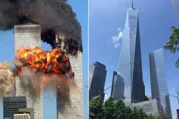 18 năm sau vụ khủng bố 11/9: Tòa tháp đôi Trung tâm Thương mại Thế giới ngày ấy – bây giờ