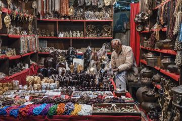 Nét độc đáo của Jaipur - thủ phủ trang sức Ấn Độ