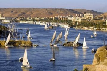 Bí ẩn ở Thung lũng sông Nile phía Nam Ai Cập