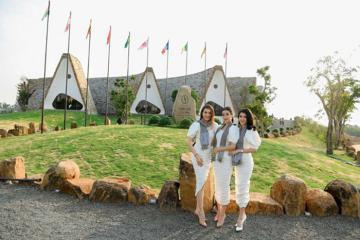 Giới trẻ 'dập dìu' check in bảo tàng Thế giới cà phê lớn nhất Tây Nguyên