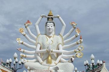 Top những bức tượng phật đẹp nhất Thái Lan