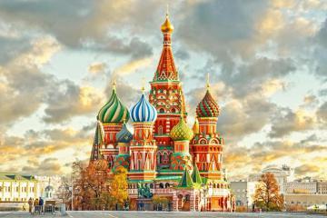 Du lịch Nga mùa thu vàng 7 ngày giá trọn gói từ 43,9 triệu đồng