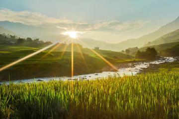 Việt Nam tuyệt đẹp qua ống kính nhiếp ảnh gia Réhahn Croquevielle
