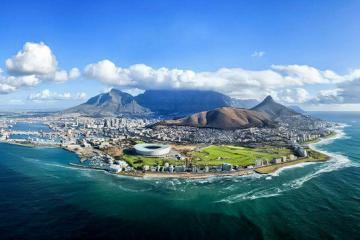 Ghé thăm Nam Phi - đất nước ở cực Nam châu Phi