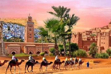 Du lịch Maroc - khám phá xứ sở 'nghìn lẻ một đêm'