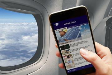 Lý do không phải ai cũng thích Wi-Fi trên máy bay