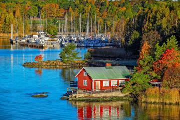 Những điều bạn chưa biết về 'xứ sở nghìn hồ' Phần Lan