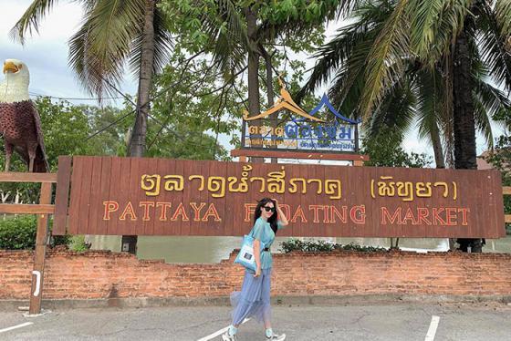 Bangkok và Pattaya như thế nào trong hành trình 5N4Đ của cô gái trẻ