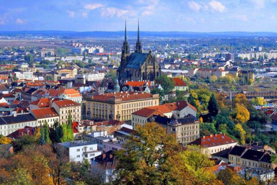 24 giờ ở Brno, Cộng hòa Séc
