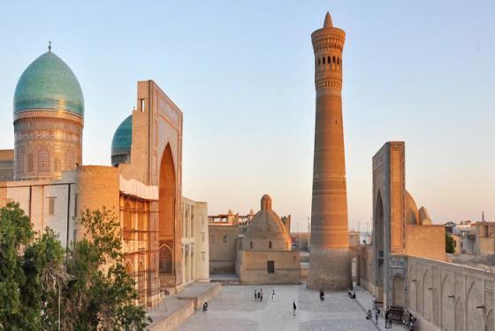 Những danh lam thắng cảnh bạn không nên bỏ qua khi tới Bukhara Uzbekistan (phần 2)
