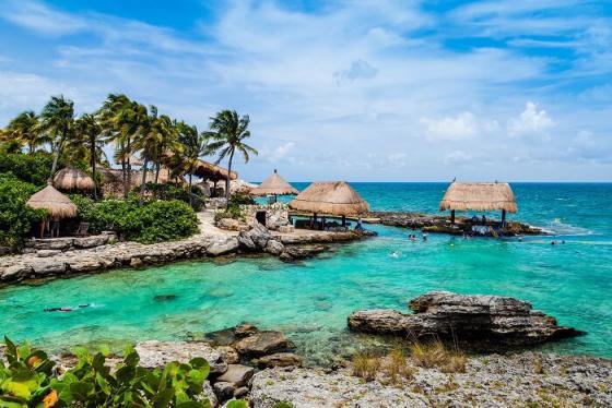 Top 3 điểm đến thu hút nhất du lịch biển Mexico