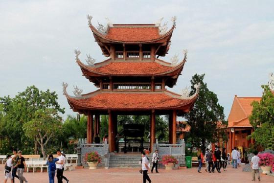 Về Cần Thơ nhớ ghé thăm Thiền Viện Trúc Lâm Phương Nam