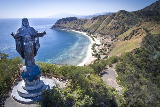 Ghé thăm đất nước Đông Timor xinh đẹp