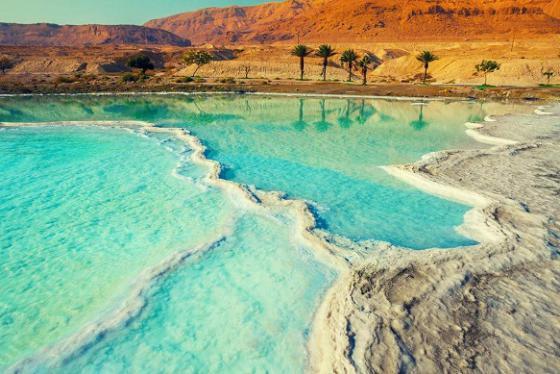 Những điều kỳ lạ và hấp dẫn du khách đến với Biển Chết