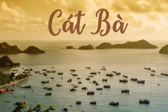Đảo Cát Bà - 'hòn ngọc' của thành phố cảng Hải Phòng