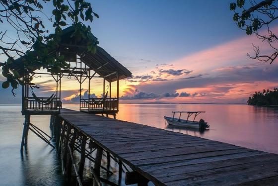 Hòn đảo hoang sơ Una Una - điểm đến du lịch mới nổi của Indonesia