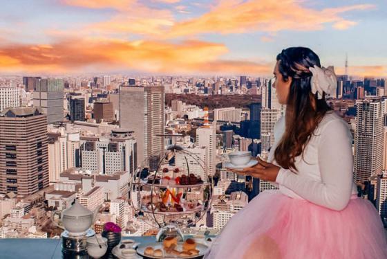Điểm danh những khách sạn xa hoa nhất Tokyo