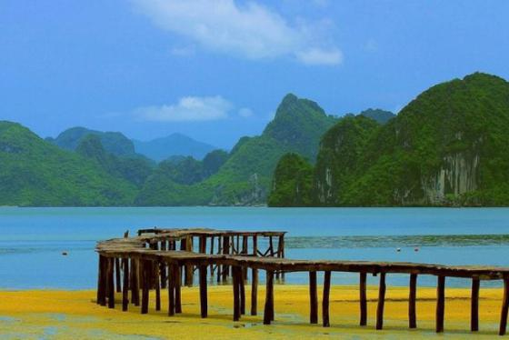 Khám phá Bãi Dài, bãi biển yên bình nhất nơi đất cảng Vân Đồn